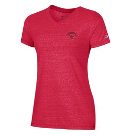 Champion Products TEE, LADIES, SS, TRIUMPH, RED, UL