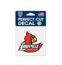 Wincraft Inc DECAL, PERFECT CUT, 4 IN, UL