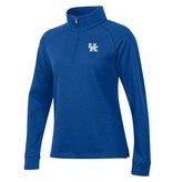 Gear for Sports PULLOVER, LADIES, 1/4 ZIP, RELAX, ROYAL, UK