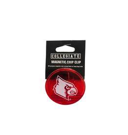CHIP CLIP, MAGNETIC, RED, UL
