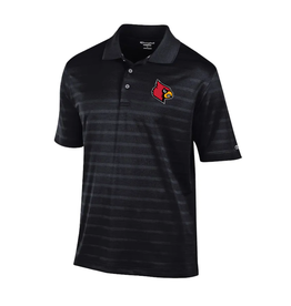 Champion Products POLO, TEXTURED, BLACK, UL