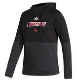 Adidas Sports Licensed HOODY, ADIDAS, TEAM ISSUE 21, BLK, UL