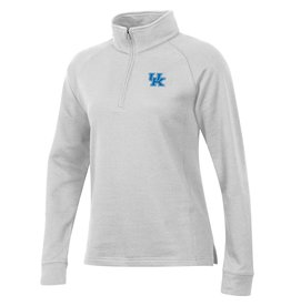 Gear for Sports PULLOVER, LADIES, 1/4 ZIP, RELAX, ICED, UK