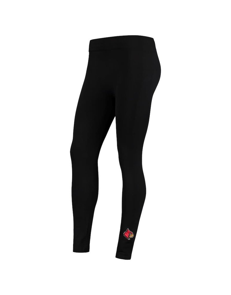 LEGGING, YOUTH, EMBROIDERED, BLK, UL