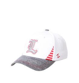 Zephyr Graf-X HAT, Z-FIT, ALDER, WHT/GRY, UL