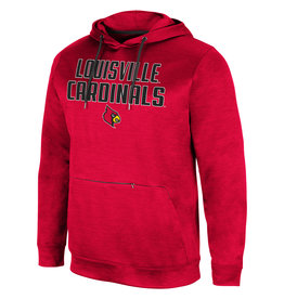 Colosseum Athletics HOODY, THE GOAT, RED, UL