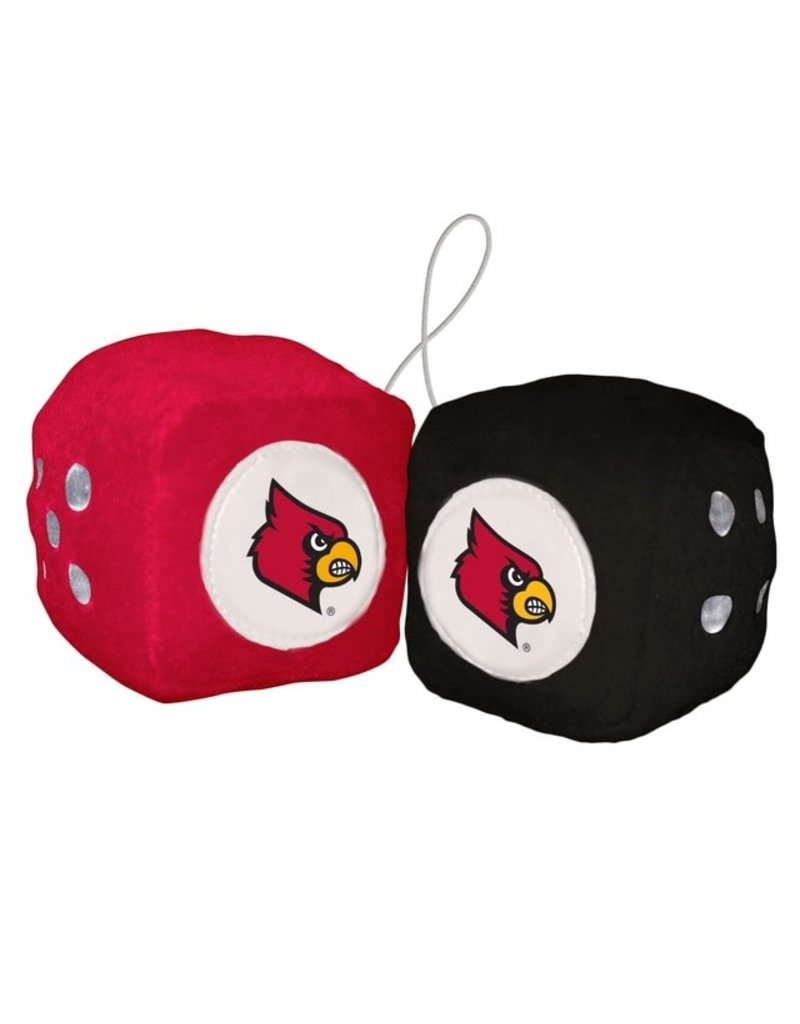 CASEY'S DISTRIBUTING FUZZY DICE, REARVIEW, UL