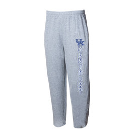 Concept Sports PANT, TERRY, MAINSTREAM, GRAY, UK
