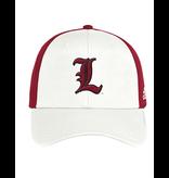 Adidas Sports Licensed HAT, ADIDAS,COACH FLEX 21, WHT/RED, UL