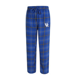 Concept Sports PANT, FLANNEL, ULTIMATE, ROY/BLK, UK