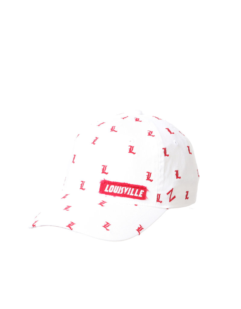 Zephyr Graf-X HAT, LADIES, ADJ, HAMPTON, WHT, UL