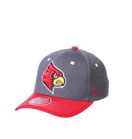 Zephyr Graf-X HAT,  ADJ, CEDAR, GRY/RED, UL