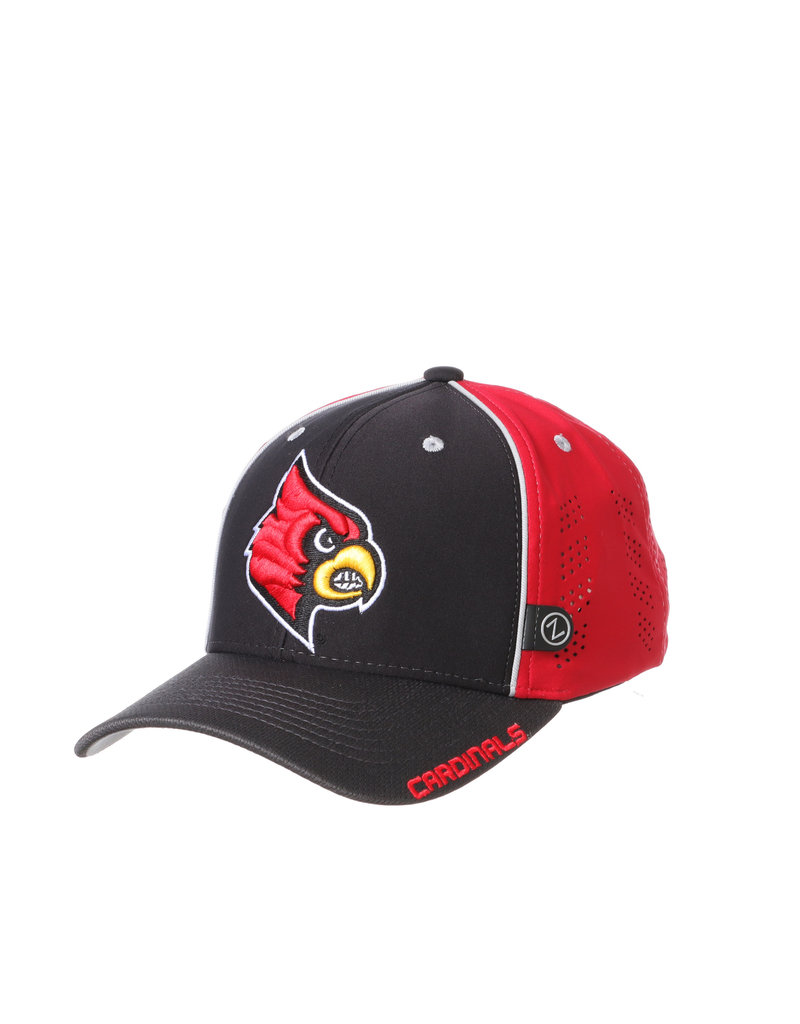 Zephyr Graf-X HAT, Z-FIT, RELENTLESS, BLK/ RED, UL