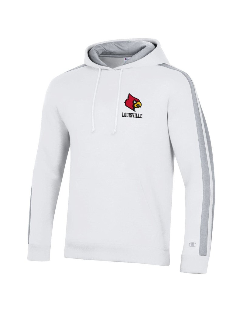 Champion Products HOODY, SUPER FAN STRIPED, WHITE, UL