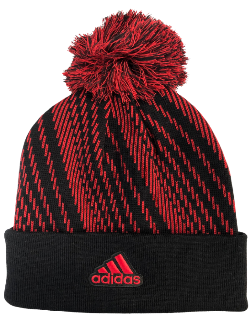 Adidas Sports Licensed KNIT, PLAYERS CUFF 21, BLK/RED, UL