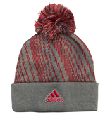 Adidas Sports Licensed KNIT, PLAYERS CUFF 21, GREY/RED, UL