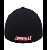 Adidas Sports Licensed HAT, ADIDAS, COACH FLEX 21, RED/BLK, UL