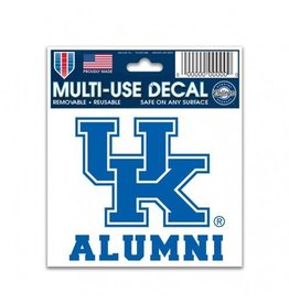Wincraft Inc DECAL, ALUMNI, 4 INCH, UK