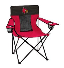LOGO BRANDS CHAIR, TAILGATE, ELITE, UL