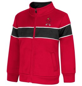 Colosseum Athletics JACKET, TODDLER, FZ, TINMAN, RED, UL