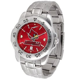 Suntime WATCH, MEN'S, SPORT, SILVER, UL