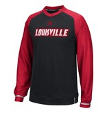 Adidas Sports Licensed CREW, ADIDAS, SIDELINE PLAYER, BLACK/RED, UL