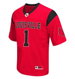 Colosseum Athletics JERSEY, FOOTBALL, HAIL MARY, RED, UL