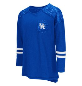 Colosseum Athletics TEE, YOUTH, LS, GIRLS, PHAT, ROYAL, UK