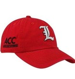 Top of the World HAT, ADJUSTABLE, ACC, RED, UL