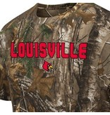 Colosseum Athletics TEE, SS, RED ARCH, CAMO, UL