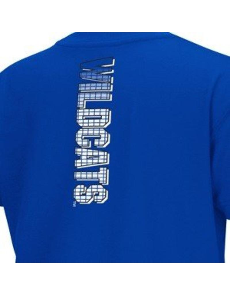 Colosseum Athletics TEE, YOUTH, SS, GACK, ROYAL, UK