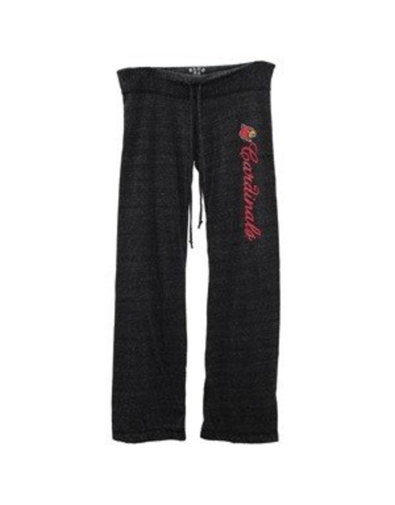 Step Ahead Sportswear PANT, LADIES, LOUNGE, BLACK, UL