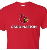 TEE, SS, CARD NATION, UL