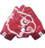 Saranac Gloves GLOVES, ADIDAS, ADIZERO, RECEIVER, RED, UL
