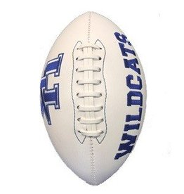 RAWLINGS SPORTING GOODS FOOTBALL, AUTOGRAPH W/PEN, UK