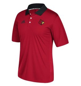 Adidas Sports Licensed POLO, ADIDAS, COACH, RED, UL