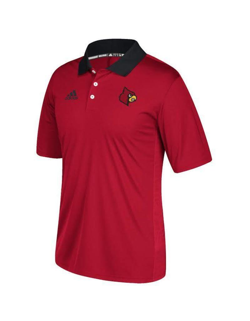 Adidas Sports Licensed POLO, ADIDAS, COACH, RED, UL