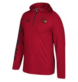 Adidas Sports Licensed HOODY, ADIDAS, TRAINING, RED, UL