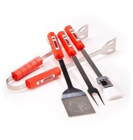 BSI Products GRILL SET, 4 PIECE, UL