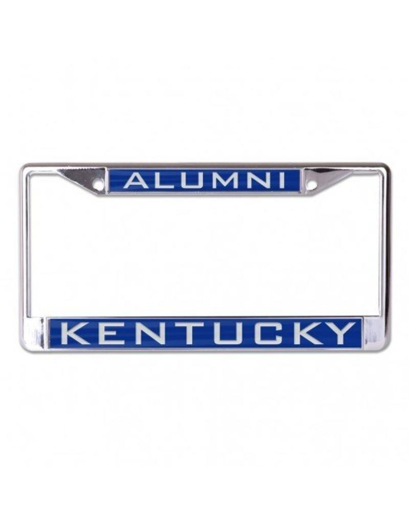 Laser Magic-Wincraft LICENSE FRAME, ALUMNI, ROYAL/CHROME, UK