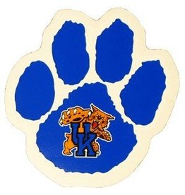 Craftique CAR MAGNET, PAW, 6 INCH, UK