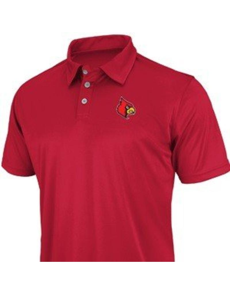 Colosseum Athletics POLO, CHILIWEAR, RED, UL