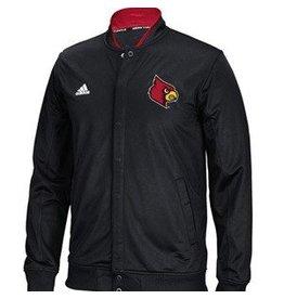 Adidas Sports Licensed JACKET, ADIDAS, ON-COURT, WARM-UP,  BLACK, UL