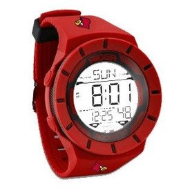 WATCH, MEN'S, COLISEUM, RED, UL