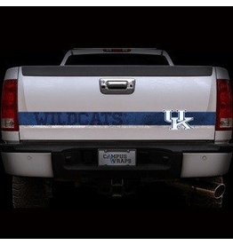 DECAL, WRAP, TRUCK/AUTO, TAILGATE, UK