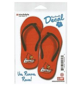 Stockdale Technologies DECAL, FLIP FLOPS, 7 INCH, UL