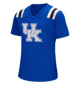 Colosseum Athletics TEE, YOUTH, SS, GIRLS, BUGBY, ROYAL, UK