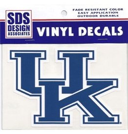 SDS Designs DECAL, UK LOGO, 6 INCH, UK