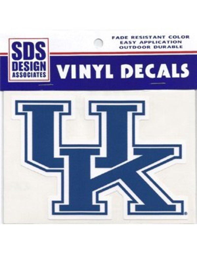 SDS Designs DECAL, UK LOGO, 6 INCH, UK