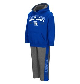 Colosseum Athletics SET, TODDLER, PUNTER HOODY, ROY/GRY, UK